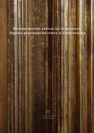 Restauratorski zahvat na ikonostasu Srpske pravoslavne crkve u ...