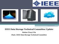 Preliminary Agenda - IEEE Communications Society