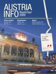 Inforound tour 2009