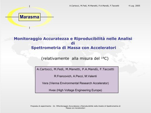 spettrometria di massa acceleratore di datazione di carbonio per incontri online gratuiti