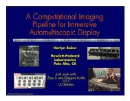 A Computational Imaging Pipeline for Immersive ... - scien