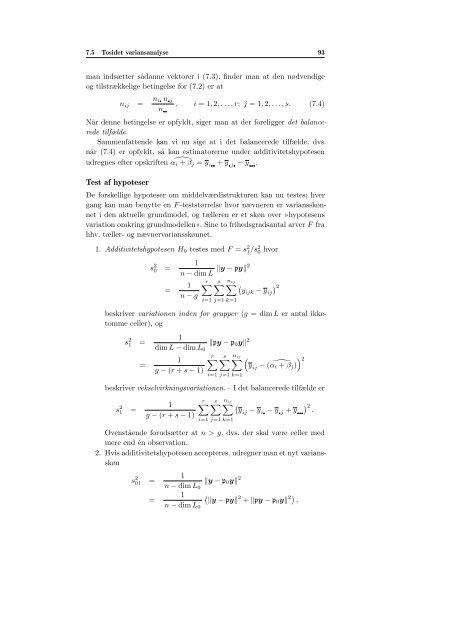 Noter til E6 - dirac