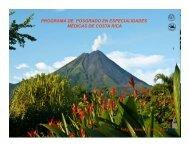 Programa de postgrado de especialidades médicas de Costa Rica ...