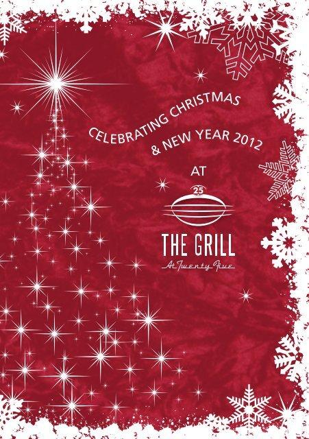 AT CELEBRATING CHRISTMAS & NEW YEAR 2012