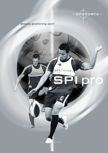 globally positioning sport - GPSports Systems
