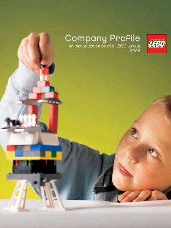 Company Profi Le - Lego