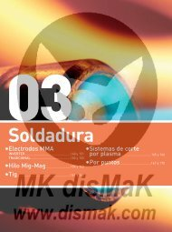 Soldadura - catalogo
