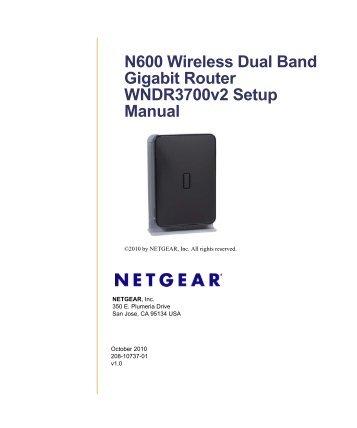 netgear n750 wireless dual band gigabit router wndr4300 manual