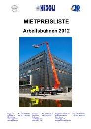 Ruthmann – Steiger 15m - Heggli AG