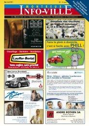 Info-Ville mars 2011 - MontreuxInfoVille