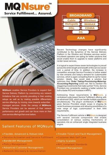 leaflet final mailer - Magnaquest