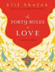 Rumi - Forty Rules of Love