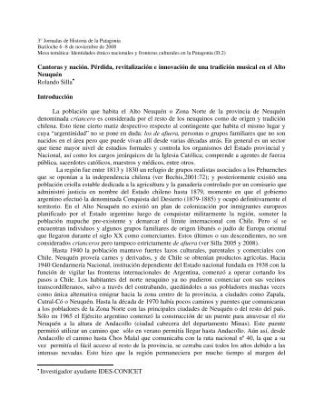 Silla.pdf - Hecho Histórico