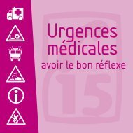 livret-urgences médicales - Département de Seine-Maritime