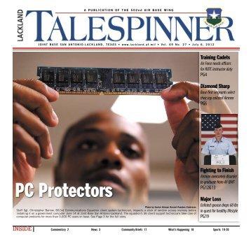 July 6, 2012 - San Antonio News