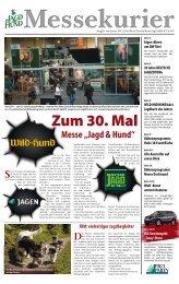 """Messe """"Jagd & Hund"""" - Deutsche Jagdzeitung"""