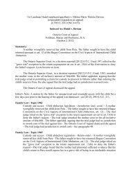 Uri Landman Husid (applicant/appellant) v. Hélène Marie ... - Slaw