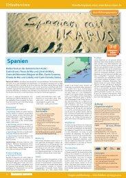 SPANIEN SPANIEN - IKARUS Reisen