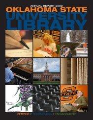 2009 - Oklahoma State University Library