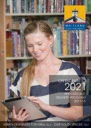 Issue 3 Nov 2012 - Maitland City Council