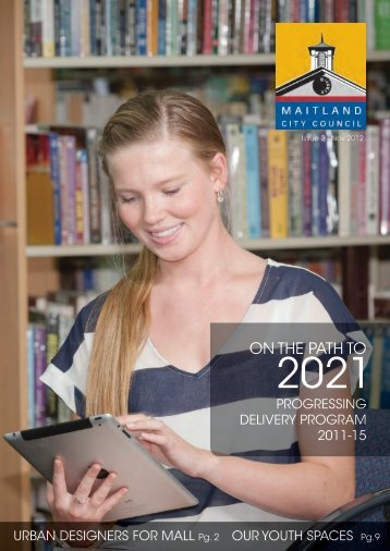 Issue 3 Nov 2012 - Maitland City Council
