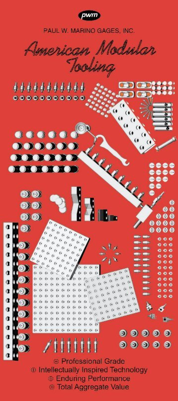 AMT-15000, Locating and Clamping Elements - Paul W. Marino ...