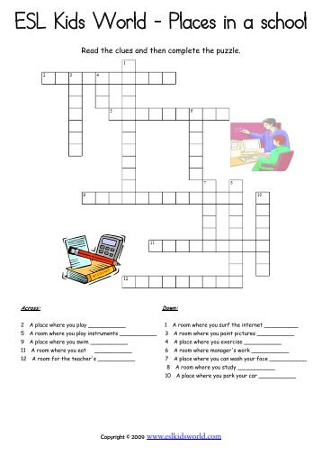 Word Scramble Jobs Worksheet Esl Kids World