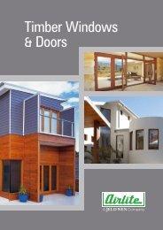 Timber Windows Doors - Airlite