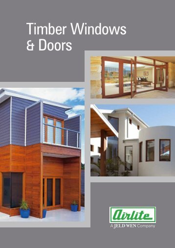 Timber Windows Doors - Airlite