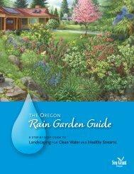 Rain Garden Guide - State of Oregon