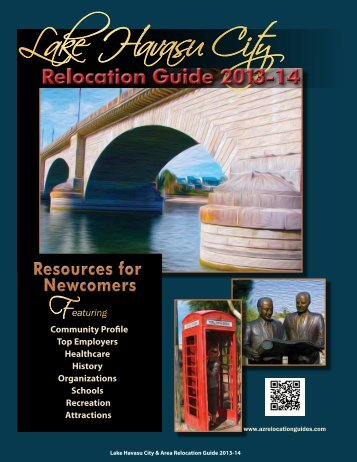 Lake Havasu City - Arizona Relocation Guides
