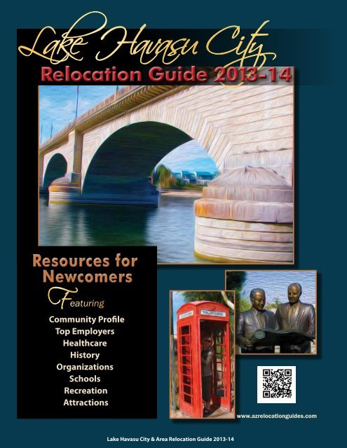 Lake Havasu City Arizona Relocation Guides