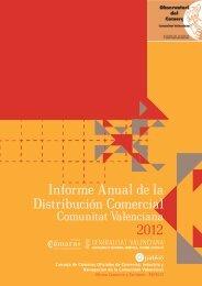 Informe Anual de la Distribución Comercial 2012 - Portal del ...