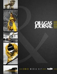 download the 2013 media kit - Oil & Gas Journal