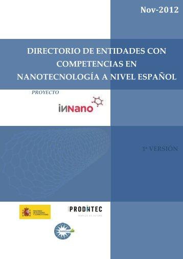 info - Fundación Prodintec