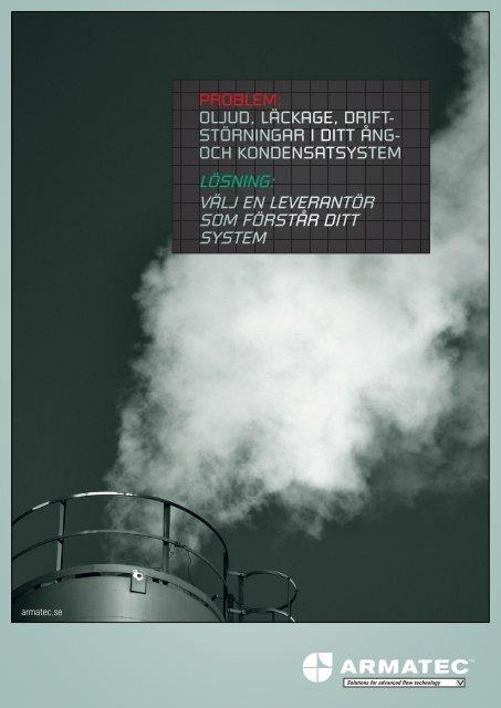 och kondensatsystem 2012 (PDF-dokument, 4,6 MB) - Armatec