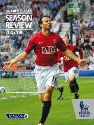 PL Season review - 2007/08 - Premierleague.com