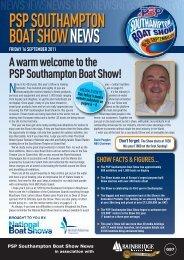 friday 16 september 2011 pspsouthampton boatshownews