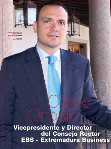 Carlos Ongallo - Revista DINTEL Alta Dirección