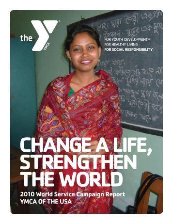 2010 Annual Report - YMCA