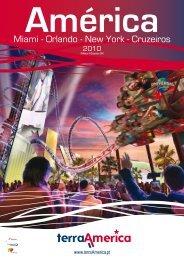 Miami - Orlando - New York - Cruzeiros - Terra Brasil
