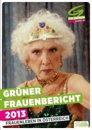 Download Frauenbericht 2013 - Die Grünen Mariahilf