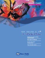 Carta de moldes T-real.cdr - New Stetic