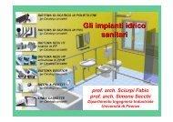 Gli impianti idrico sanitari - Dipartimento di Tecnologie dell ...