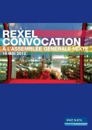 Téléchargez - Rexel