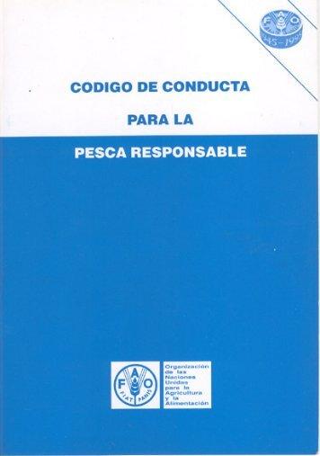 Codigo de conducta para la pesca responsable - FAO.org