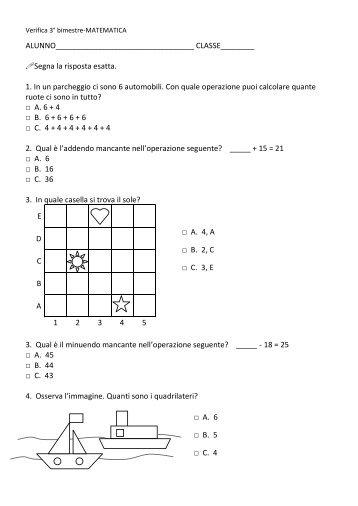 matematica - La Teca Didattica