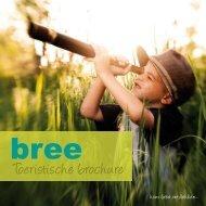 Toeristische brochure - Toerisme Bree - Stad Bree