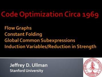 PDF 1 - Suif - Stanford University