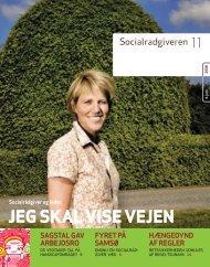 Socialrådgiveren nr. 11-2008 - Dansk Socialrådgiverforening